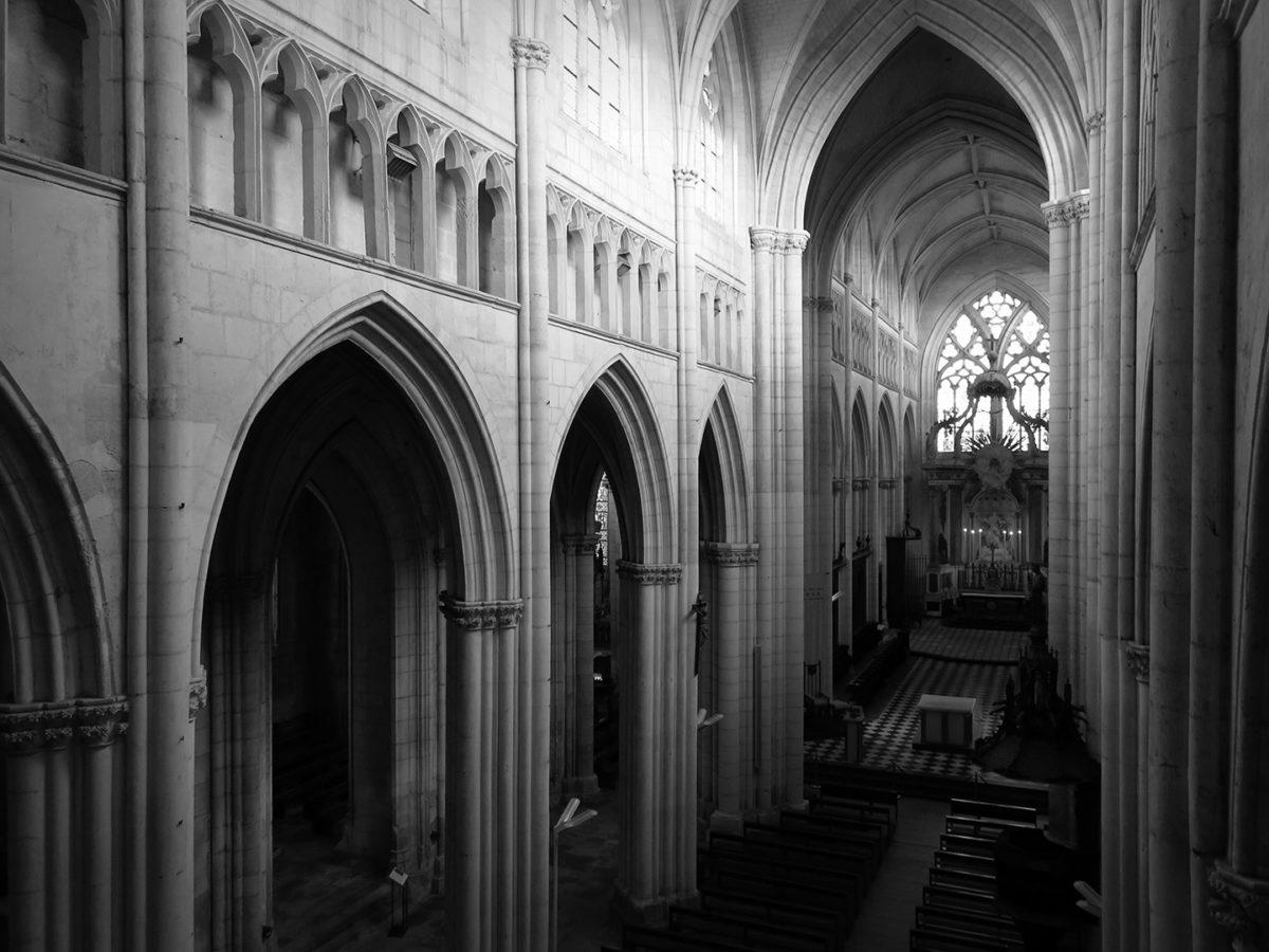Cathédrale de Luçon