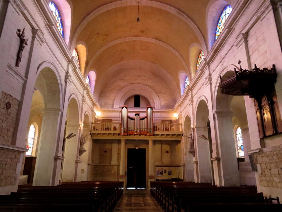 Église de Sainte-Hermine