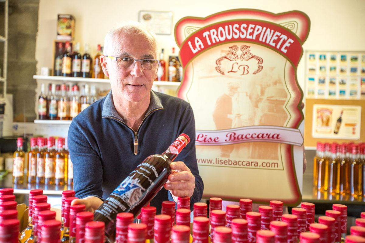 La Trouspinette, liqueur vendéenne